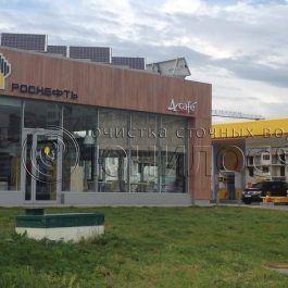 Станция Юнилос Астра - Монтаж подключение и установка септиков Юнилос Астра