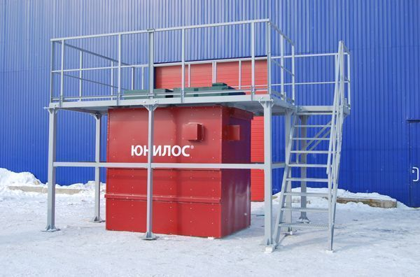 Купить станцию Септик Скарабей